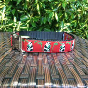 Panda Dog Collar - Hound Lines