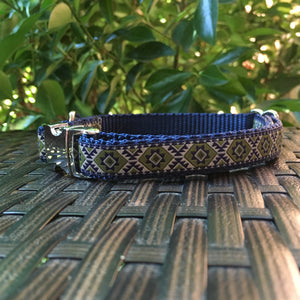 Aztec Dog Collar - Hound Lines