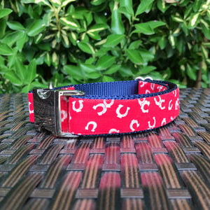 Giddy Up Dog Collar - Hound Lines