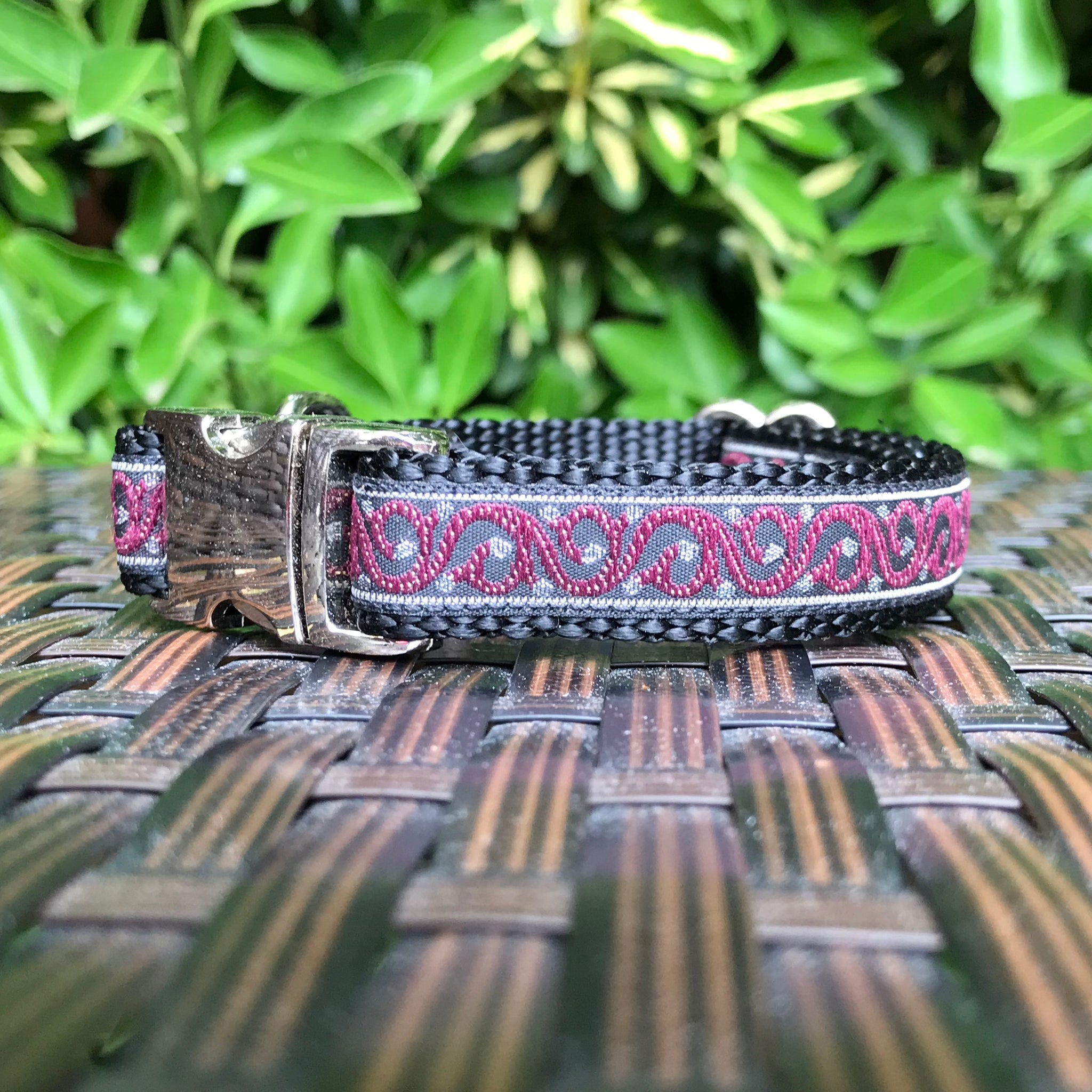 Bit of Bling Dog Collar - Hound Lines