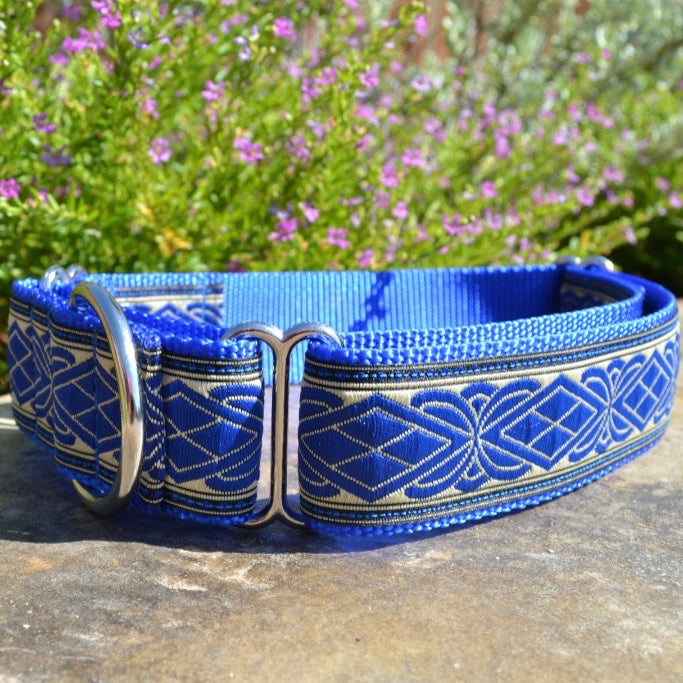 Blue Celtic Martingale - Hound Lines