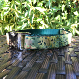 Vines Dog Collar
