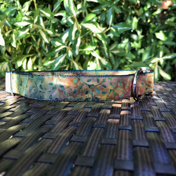 Vines Dog Collar - Hound Lines