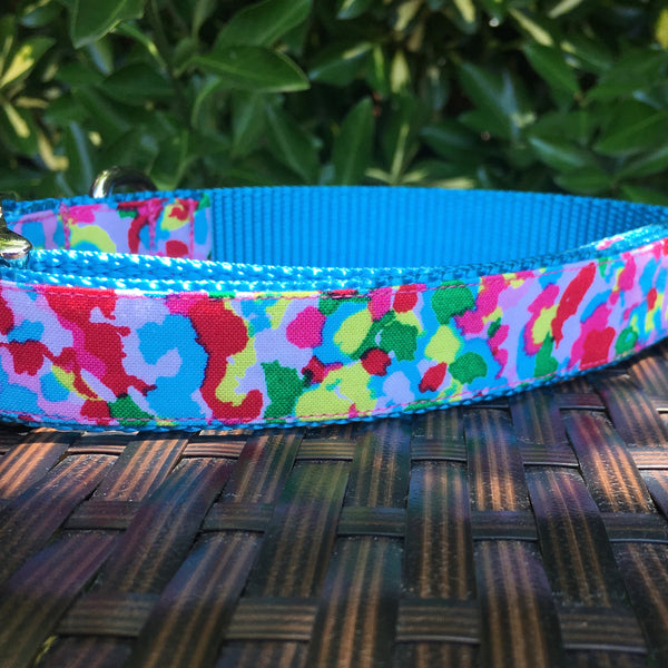Splash Dog Collar - Hound Lines