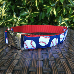 Home Run Dog Collar - Hound Lines