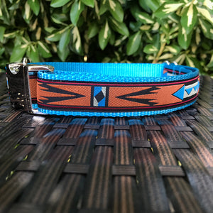 Southwestern Sky Dog Collar