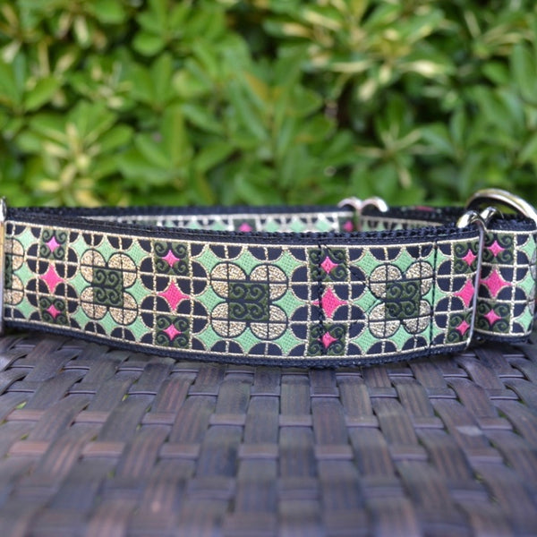 Stained Glass Martingale - Hound Lines