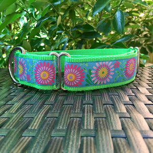 Spring Flowers Martingale - Hound Lines