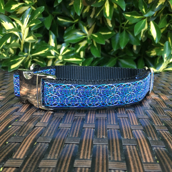 Whimsy Dog Collar - Hound Lines