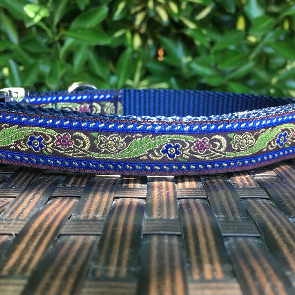 Touch of Gold Dog Collar