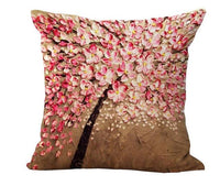 Vintage Flower Pillow Cases