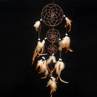 Wall Hanging Feather Wind Chimes