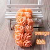 Rose Flower - 144pcs