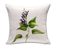 Floral Throw Pillow/Cushion Covers