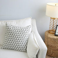 Modern Geometry Throw Pillow Covers
