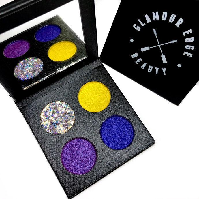 Empty Customizable Eyeshadow Quad