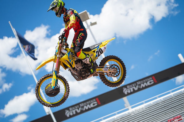 ROUND 14 SALT LAKE CITY SUPERCROSS | PHOTO REPORT