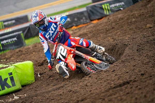ROUND 9 DAYTONA FLORIDA SUPERCROSS | PHOTO REPORT