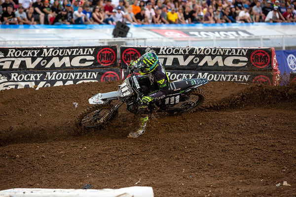 Round 17 Las Vegas Supercross | Photo Report