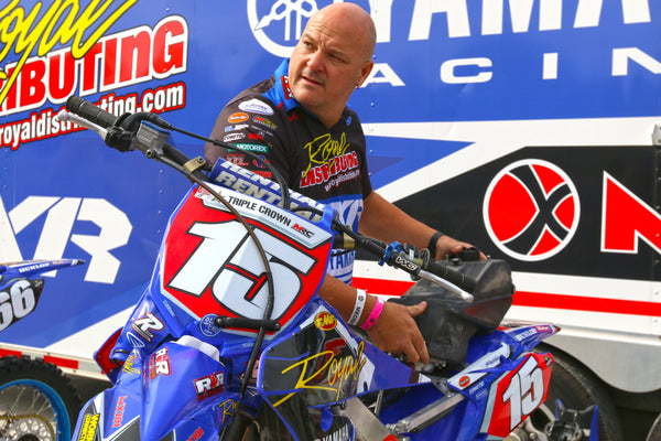 Catching up with MX101 Team Manager, Kevin Tyler