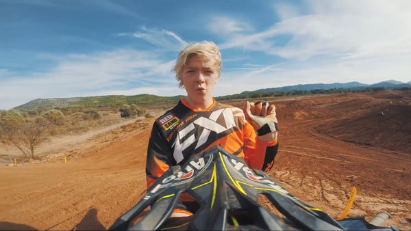 Riding at Red Sand MX in Spain | Kevin Horgmo Vlog
