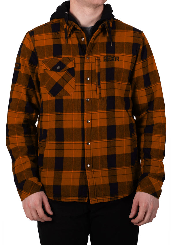 M Timber Plaid Insulated Jacket 18