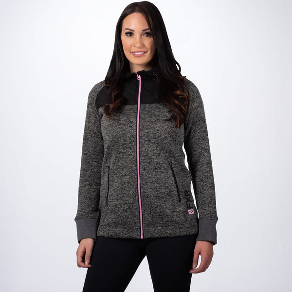Women's Fusion Sweater Hoodie