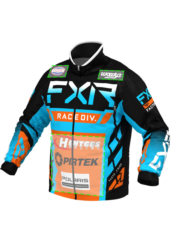 Custom Cold Cross RR Jacket 21