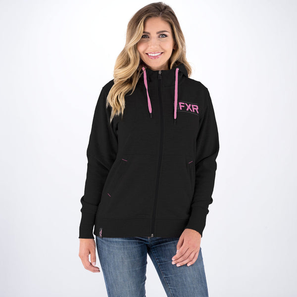 Women's Throttle Hoodie