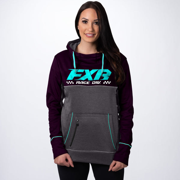 Women's Pursuit Tech Pullover Hoodie