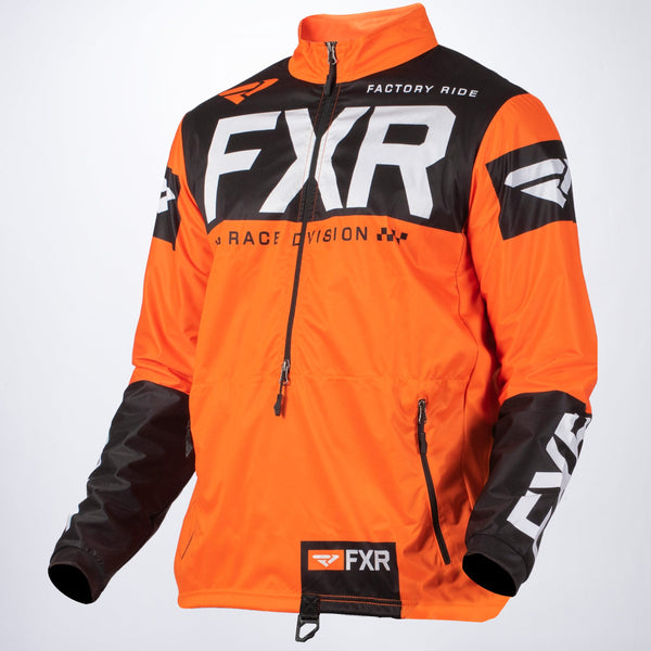 Cold Cross RR Pullover