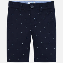 Load image into Gallery viewer, Navy Detail Shorts