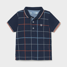 Load image into Gallery viewer, Plaid Polo
