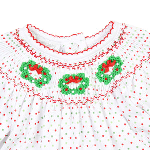 Holiday Wreath 2 Piece Set