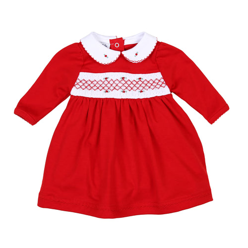 Julie & Jamie Smocked Dress