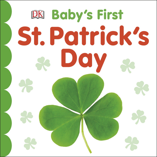 Baby First St. Patrick's Day Board Book