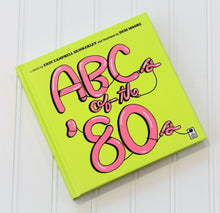 Load image into Gallery viewer, ABC of the 80s Board Book