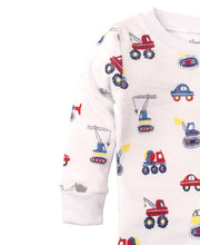 Load image into Gallery viewer, Truck Pajamas