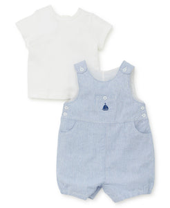 Sailboat Yacht Overall Set