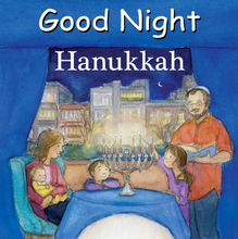 Load image into Gallery viewer, Good Night Hannukah