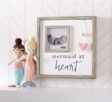 Load image into Gallery viewer, Mermaid At Heart Frame