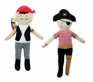 Pirate Plush Doll
