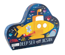 Load image into Gallery viewer, Deep Sea Jigsaw Puzzle