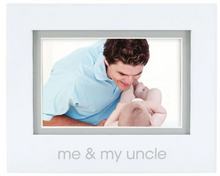 Load image into Gallery viewer, Me & My Uncle Frame
