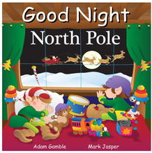 Load image into Gallery viewer, Good Night North Pole