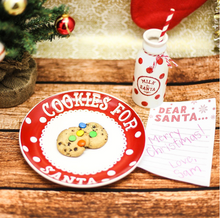 Load image into Gallery viewer, Santa's Cookie Set