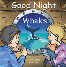 Load image into Gallery viewer, Good Night Whales Book
