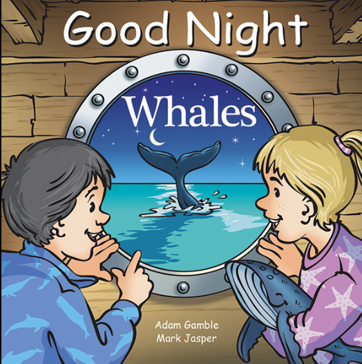 Good Night Whales Book