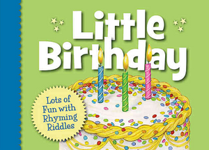 Little Birthday Board Book