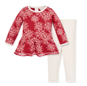 Poinsetta Tunic & Legging